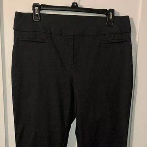 Apt. 9 Dress Pants, Elastic Waist, Size 16